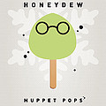 My MUPPET ICE POP - Dr Bunsen Honeydew Poster by Chungkong Art