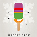 My MUPPET ICE POP - Dr Teeth Poster by Chungkong Art