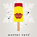 My MUPPET ICE POP - Janice Poster by Chungkong Art