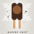 My MUPPET ICE POP - Rowlf Poster by Chungkong Art