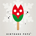 My NINTENDO ICE POP - Piranha Plant Poster by Chungkong Art