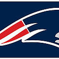 New England Patriots by Tony Rubino