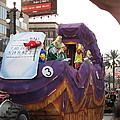 New Orleans - Mardi Gras Parades - 121228 Poster by DC Photographer