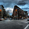 New York City - Greenwich Village 012 Print by Lance Vaughn
