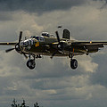 NORTH AMERICAN B-25J MITCHELL Print by Puget  Exposure