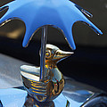 Northwest Roadster Hood Ornament Print by Jani Freimann
