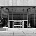 Northwestern University Pick-Staiger Concert Hall Print by University Icons