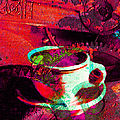 Nothing Like A Hot Cuppa Joe In The Morning To Get The Old Wheels Turning 20130718m43 Poster by Wingsdomain Art and Photography