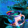 Nothing Like A Hot Cuppa Joe In The Morning To Get The Old Wheels Turning 20130718p168 Poster by Wingsdomain Art and Photography