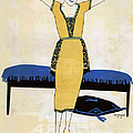 Nuevo Mundo  1920 1920s Spain Cc Womens Print by The Advertising Archives