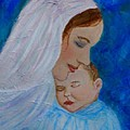 Nurturing Love Of A Mother  Poster by The Art With A Heart By Charlotte Phillips