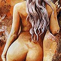 Nymph 02 Print by Emerico Imre Toth