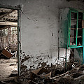 Old abandoned kitchen Print by RicardMN Photography