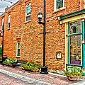 Old Brick Print by Baywest Imaging