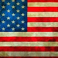 Old Glory Print by Dan Sproul