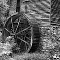 Old Mill in Tennessee Print by Mountain Dreams