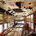 Old School Bus In Motion HDR Poster by James BO  Insogna