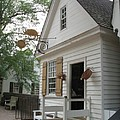 Old Shop - Williamsburg VA Poster by Christiane Schulze Art And Photography