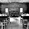Old Time Religion -- Cades Cove Primitive Baptist Church Poster by Stephen Stookey