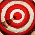 On Target Poster by Don Hammond