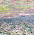 On the High Seas Poster by Claude Monet