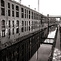 Once Industrial Georgetown Print by Olivier Le Queinec