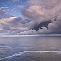 Opening Clouds Print by Andrew Soundarajan