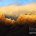 Organ Mountains Symphony Of Light Poster by Bob Christopher