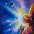 Orion Nebula Print by James Christopher Hill