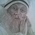 Osho Poster by Milind Badve