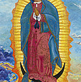 Our Lady of Guadalupe-New Dawn Poster by Mark Robbins