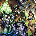 OZ 01K Print by Zenescope Entertainment