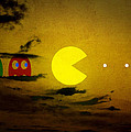 pacman 2012  Poster by Filippo B