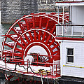 Paddle Wheel Poster by Tom and Pat Cory