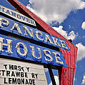 Pancake House Print by Skip Hunt