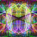 Parallel Universe ap130511-22-2b Print by Wingsdomain Art and Photography