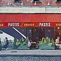 Pastis Print by Anthony Butera