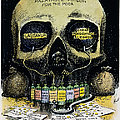 PATENT MEDICINE CARTOON Poster by Granger