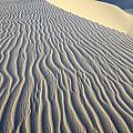 Patterns In The Sand Brazil Print by Bob Christopher