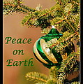 Peace on Earth Poster by Francie Davis