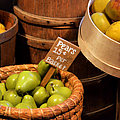 Pears - 15 cents per basket Poster by Christine Till
