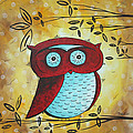 Peekaboo by MADART Poster by Megan Duncanson