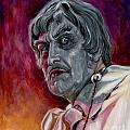 PHIBES Poster by Mark Tavares