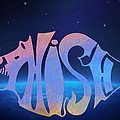 Phish Poster by Bill Cannon