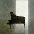 Piano Room 2005 Poster by Lincoln Seligman