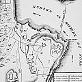 Plan of West Point Print by French School