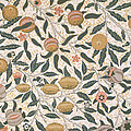 Pomegranate design for wallpaper Print by William Morris