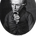 Portrait of Emmanuel Kant  Print by German School