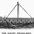 PRISON SHIP: JERSEY Poster by Granger