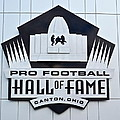 Pro Football Hall Of Fame Print by Frozen in Time Fine Art Photography